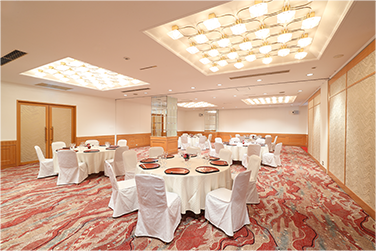 "Middle banquet hall ""Kongo"""