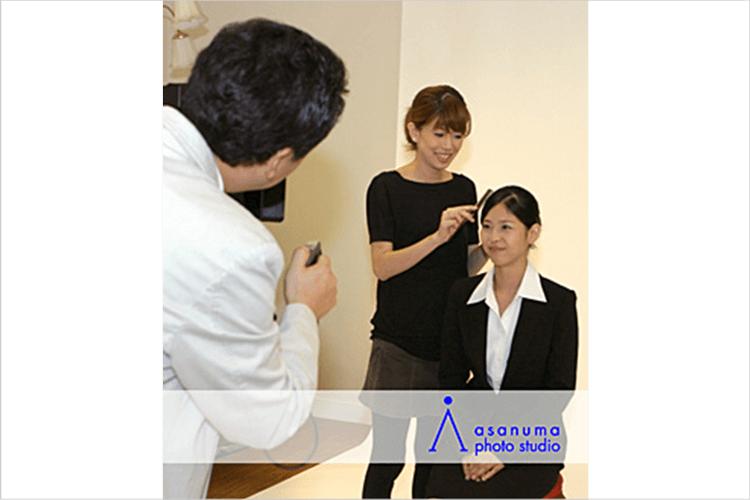 アサヌマ写真スタジオ