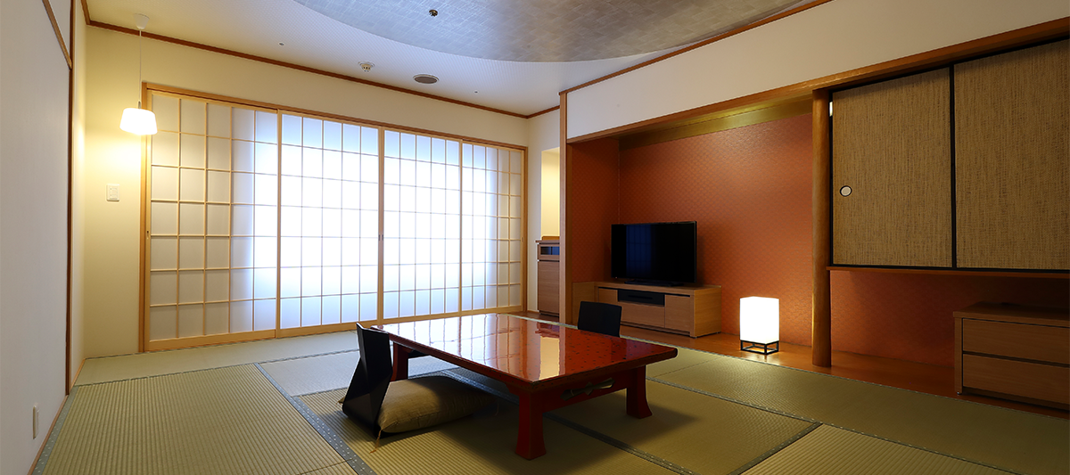 Japanese-style room 01