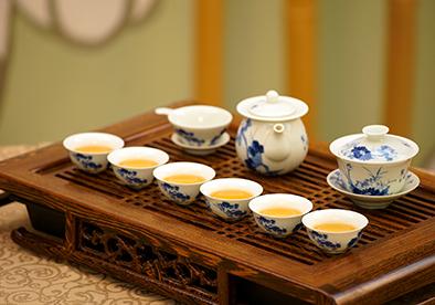 中国料理 桃李「中国茶」