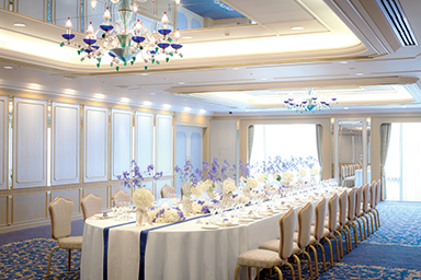 "Middle banquet hall ""Louis"""