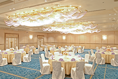 "Large banquet hall ""Suiun"""