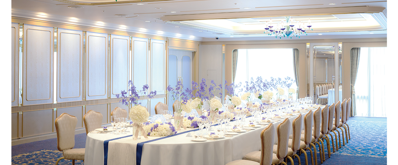 """Middle banquet hall """"Louis"""""""