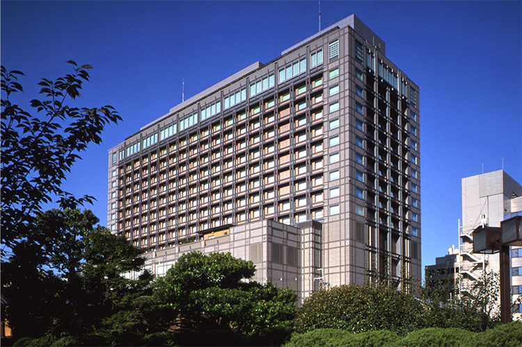 京都ホテルオークラ建物