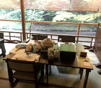 【高雄 もみぢ家】納涼川床料理と舞妓はん 宿泊プラン体験レポート