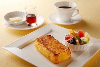 【レックコート】伝統の逸品「フレンチトースト」