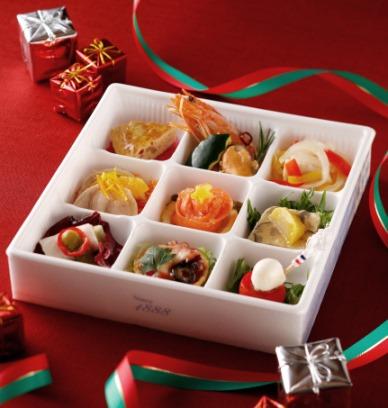【レックコート】クリスマスケーキ&ホテルデリカのご案内
