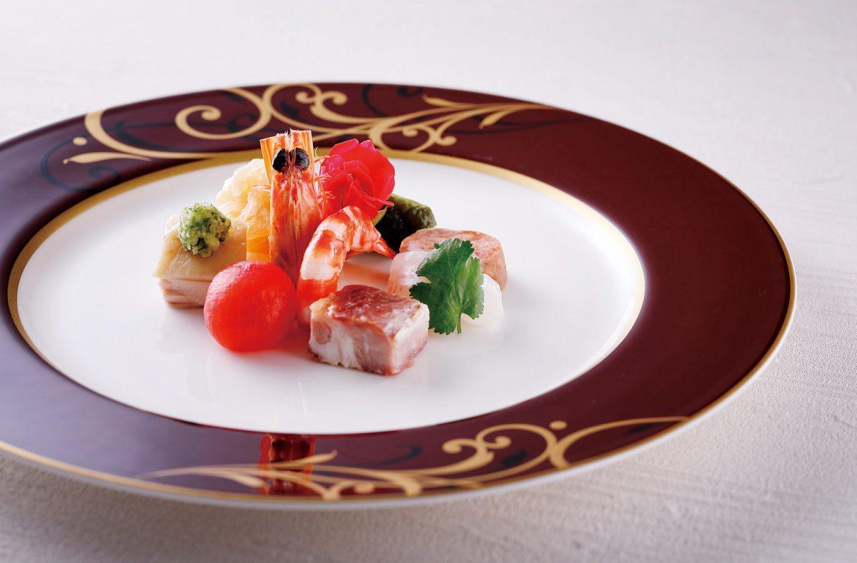 中国料理 桃李「前菜」