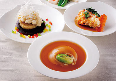 中国料理 桃李「創立祭コース」