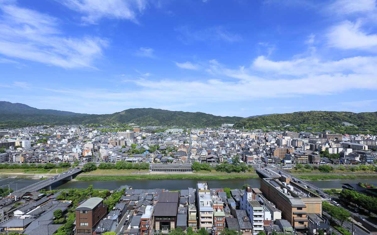 STAY 東山風景
