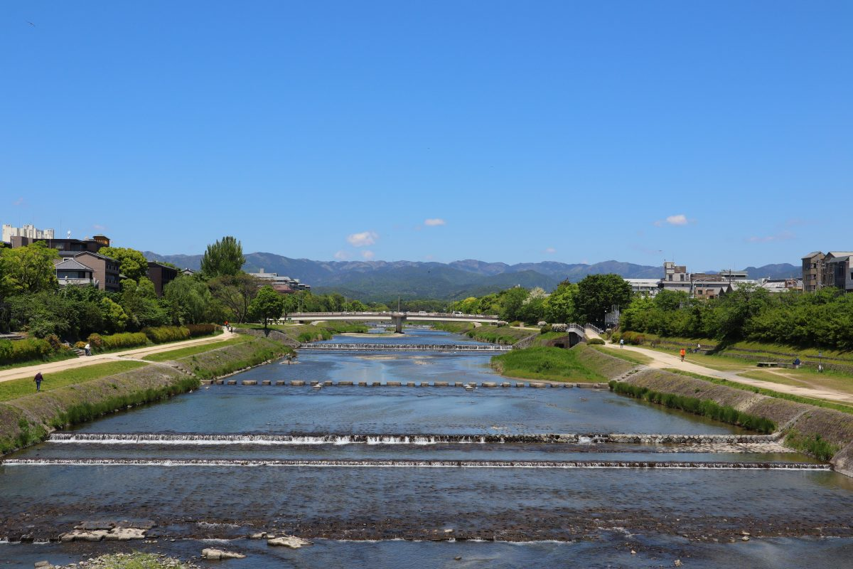 STAY 鴨川風景