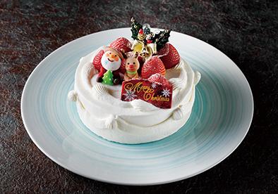 カフェ レックコート クリスマスケーキ