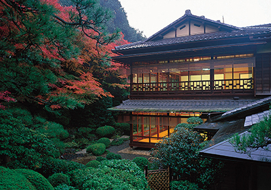 京料理 粟田山荘