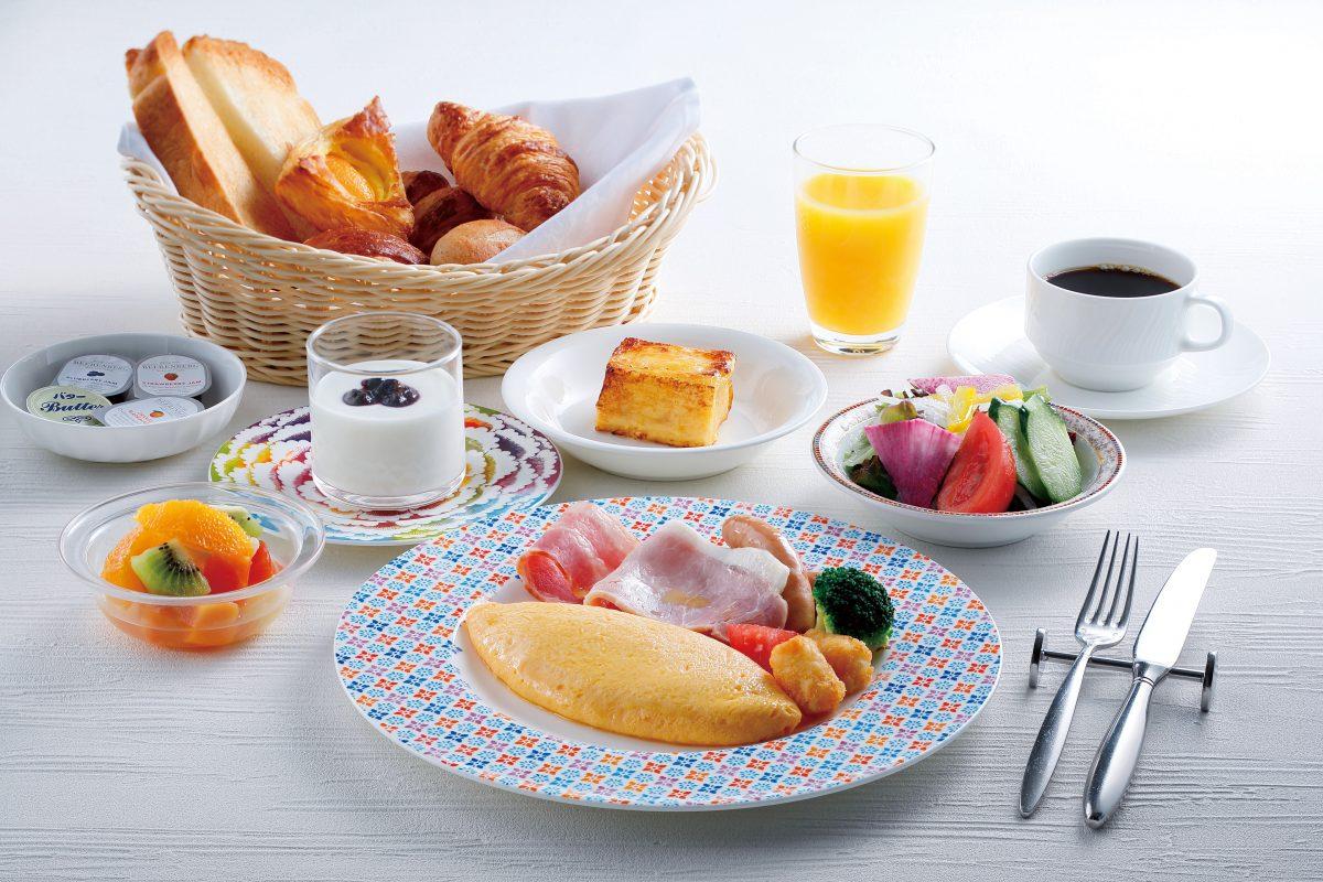 STAY オリゾンテ朝食